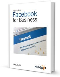 Introductory guide for using Facebook for business, covers how to optimise your and promote your brand page   via @HubSpot