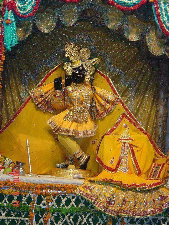 Shri Bankey Bihari Mandir is a Hindu temple dedicated to Lord Krishna, in the…