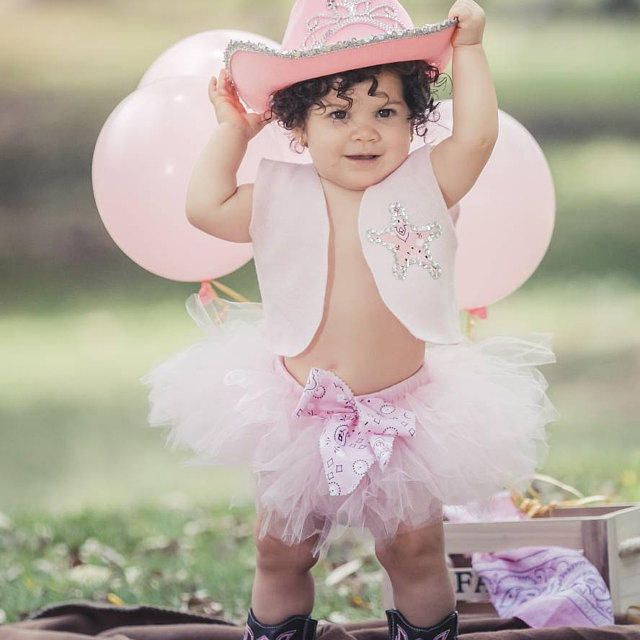 Pink COWGIRL WESTERN WEAR TuTu Custom Costume Outfit Set Girls 4pc. New NwT 12mo 18mo 24mo 2t 3t 4t 5 6 7 8 Pageant Boutique by SouthernKupkakes on Etsy