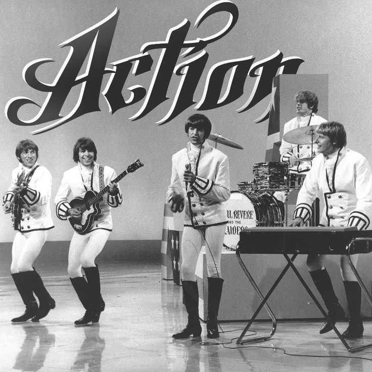 Action, Paul Revere and the Raiders, 1966