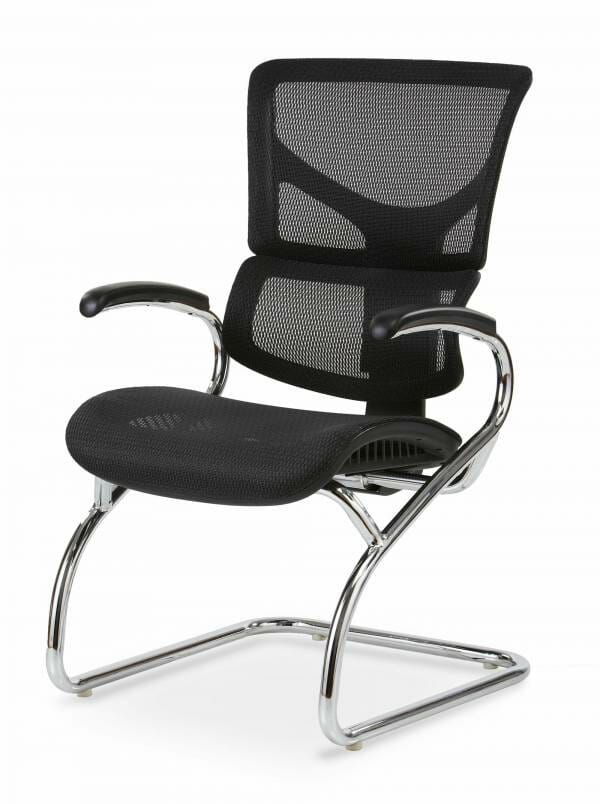 X Side Chair In 2020 Side Chairs Chair Ergonomic Seating