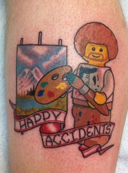 Bad Tattoos: 14 of the Strangely Horrible