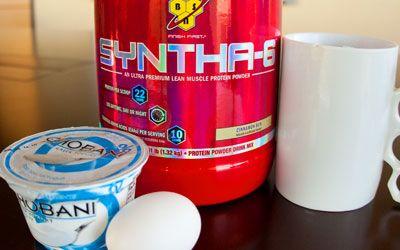 Syntha-6 Cinnamon Bun Mug Cake Recipe