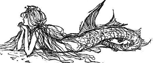 Mermaid tattoo meaning