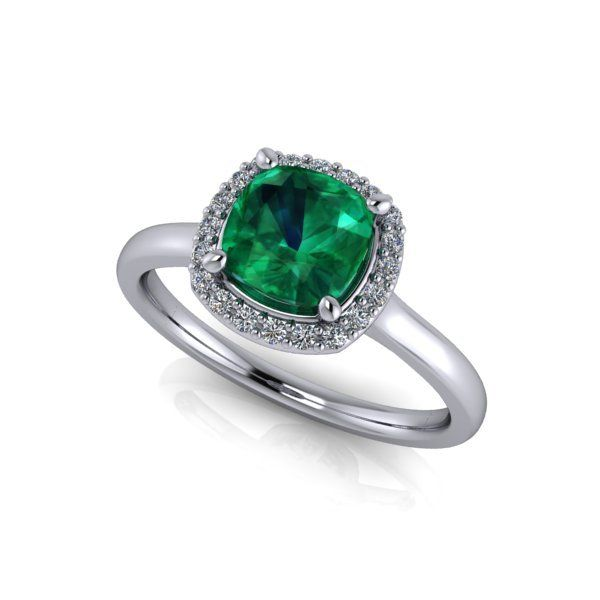 The gorgeous lab created antique square emerald set in platinum, and surround with a halo of diamonds.   #ring #diamonds #rings #fashionjewelry #jewelrygram #engagementring #jewelrydesign #jewelryaddict #weddingrings #showmeyourrings #ringbling #weddingblog #emerald #heputaringonit #futurewife #isaidyes #gettingmarried #proposal #couplegoals #marryme #bridetobe #engagement #instawed #finejewelry #perfectproposal #wifetobe #bridesmaid #fiancee #ohsoperfectproposal #trekjewellers