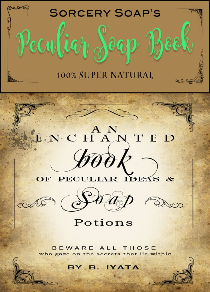 454 best Sorcery Soap images on Pinterest Cold process soap - soap note