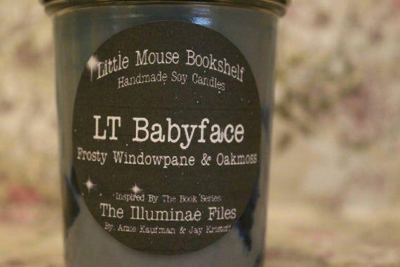 The Illuminae Files LT Babyface Soy Candle