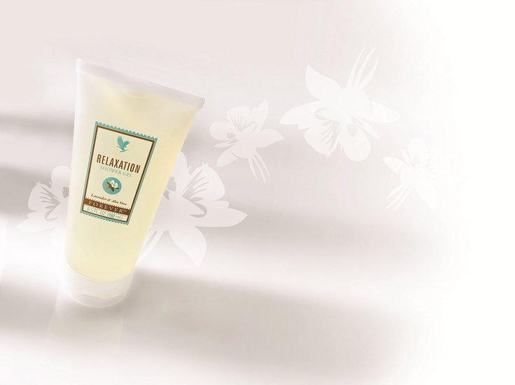 Enjoy advanced skin care each time you shower with our fragrant Relaxation Shower Gel