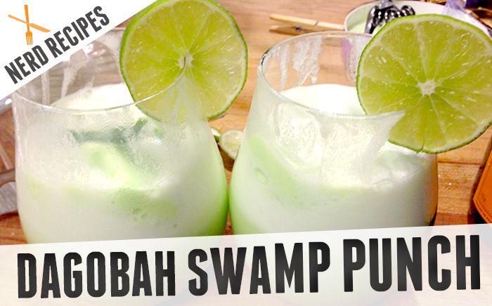... smoking swamp halloween punch recipes dishmaps smoking swamp halloween