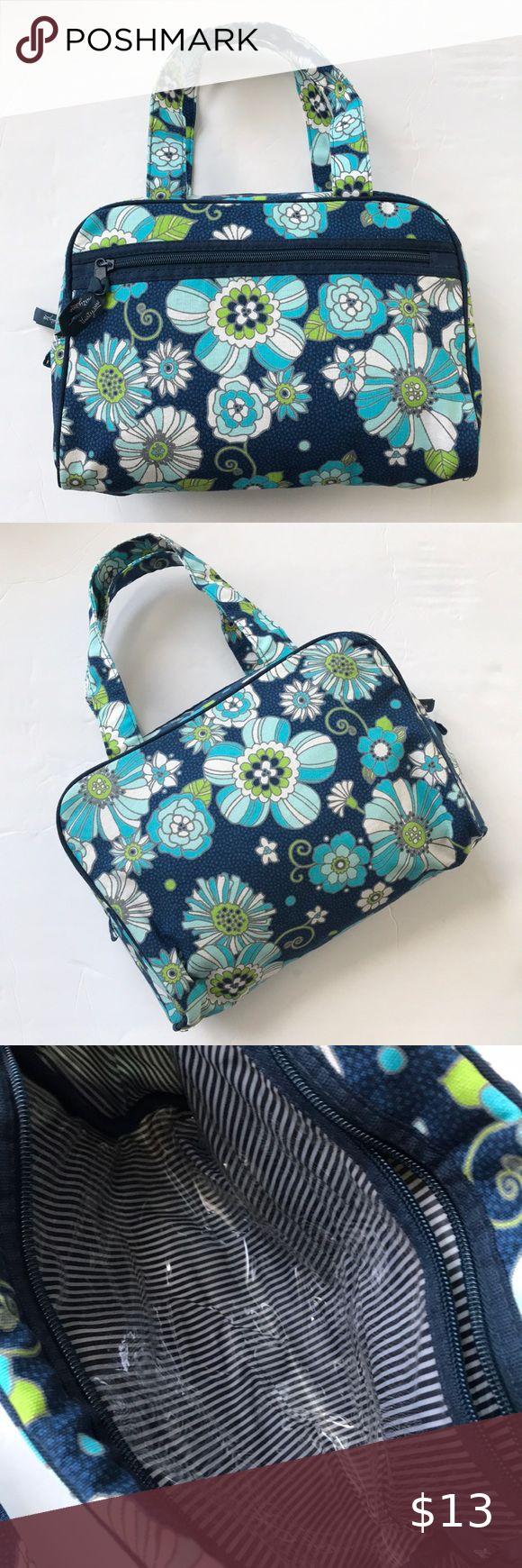 ThirtyOne Cosmetic Bag w/Handles in 2020 Bags