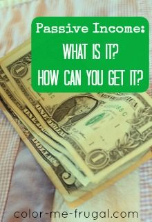 """What is passive income? How is it different than active income? What types of income could be classified as """"passive""""? Find out answers to this and more!"""