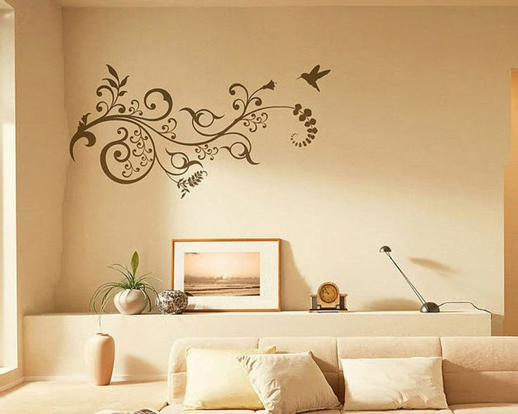 145 best Stencils Wall Decals images on Pinterest Wall