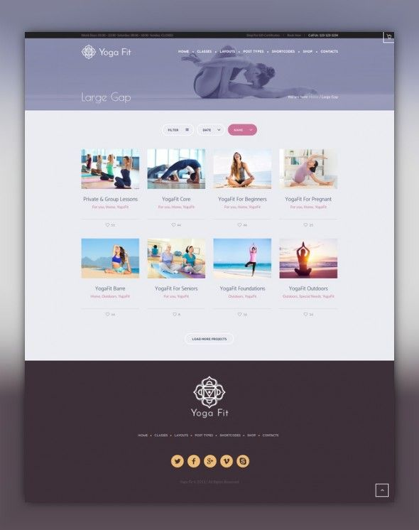 Yoga Fit - Sports, Fitness & Gym WordPress Theme asana, dance, fit, fitness, gym, health, karma, meditation, pilates, sport, sports, timetable, yoga, yoga studio Current version – 1.0.8 Yoga Fit – Sport, Gym & Fitness WordPress Theme Yoga Fit – Sports, Gym & Fitness WordPress Theme is meant for for yoga and fitness websites, like yoga studio websites, fitness classes, sports, yoga meditation, gym, dance and dancing class, etc...