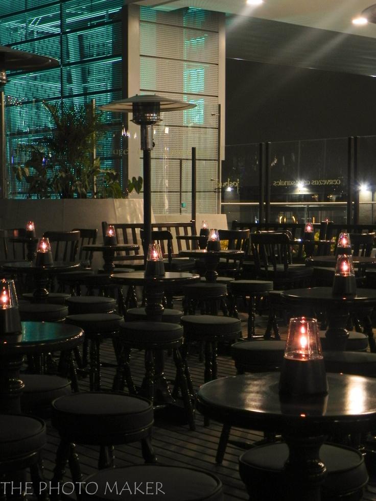 Joshua Café Bar de Calima. Bogotá.
