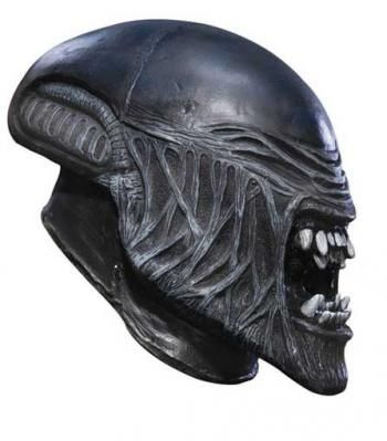 Alien Maske Vinyl Small - Science Fiction Maske des Alien Klassikers #masken #mask #alienmask #carnival #karneval