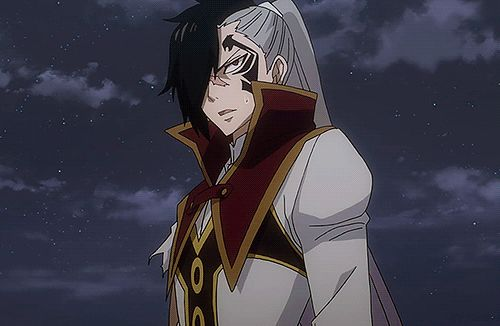 Future Rogue is not pleased!!!!! >~<   Fairy Tail     Rogue  