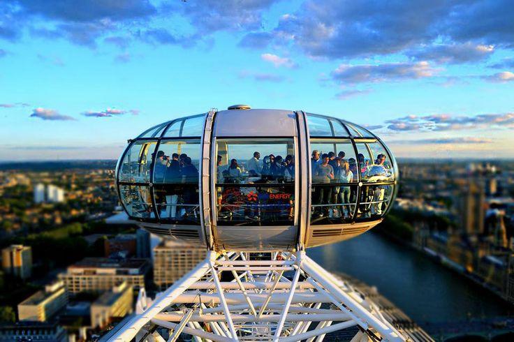 London Eye, by L.M.R.