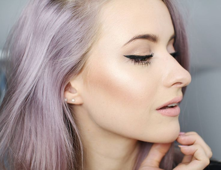 The Urban Decay Naked Smoky Palette in a get the look