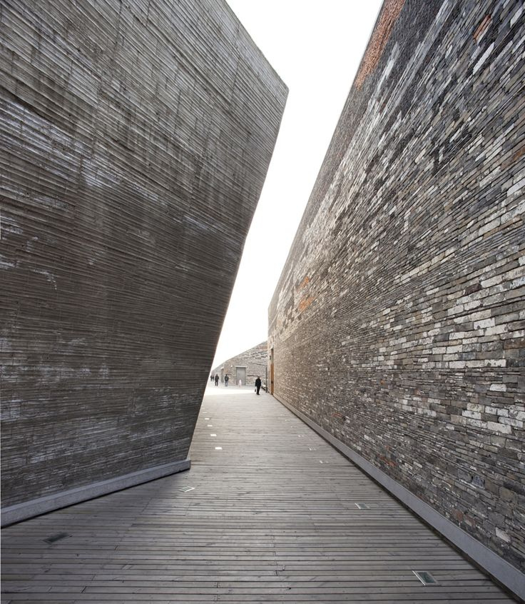 Photography: Wang Shu Projects, by Clement Guillaume Photography: Wang Shu Projects (16) – ArchDaily