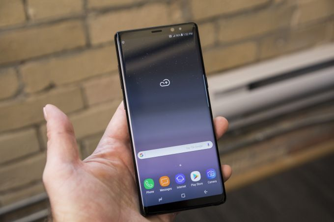 Samsungs Galaxy Note 8 seems like the dream of the phablet realized