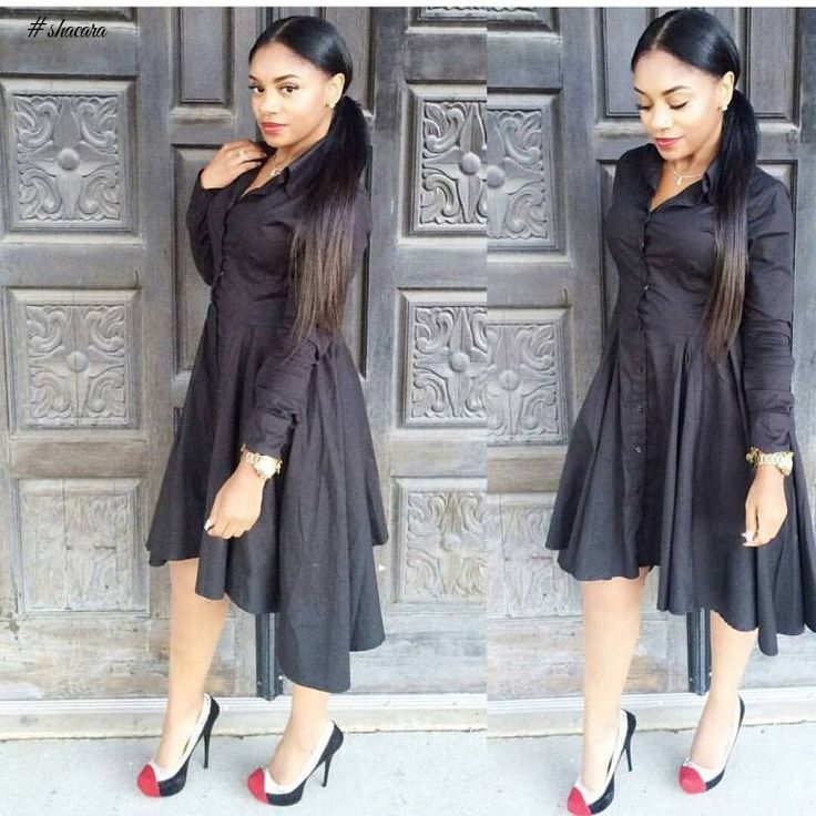 CHURCH SERVICES HAS TO BE LIT, SEE THESE STUNNING OUTFIT IDEAS FOR CHURCH