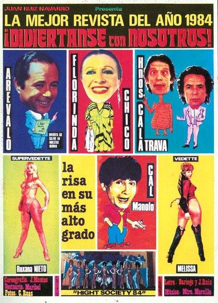 La mejor revista del a o 1984 estampitas celtib ricas for Revistas del espectaculo argentino
