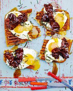 Griddle Pan Waffles | bon appetit - breakfast | Pinterest | Waffles, D ...