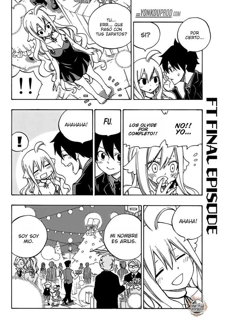 Fairy Tail Capítulo 545 página 27 - Leer Manga en Español gratis en NineManga.com
