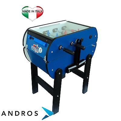 ROBERTO SPORT ROBY PROFESSIONAL - Football table - 2 players - telescopic rods +