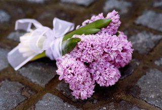 Wedding Flowers With Hyacinth - The Wedding Specialists