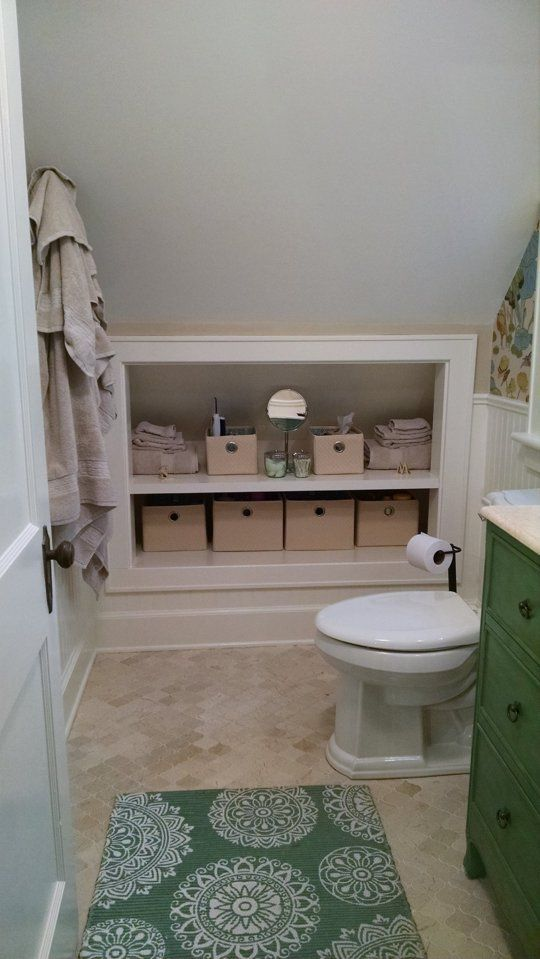 """Before & After: Marissa's New """"Old"""" Bathroom — The Big Reveal Room Makeover Contest 2015"""