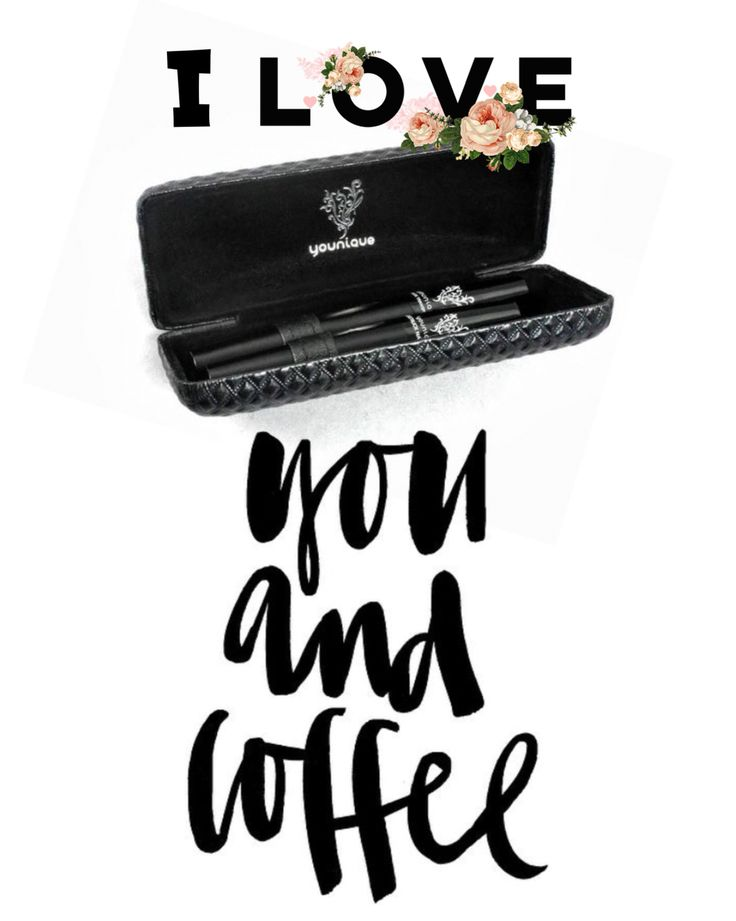 Honestly, have to have my coffee before my mascara. Doesn't mean I love it more just means I need to be awake to put it on. Get your here! www.youniqueproducts.com/ivanaslusciouslashesandmore