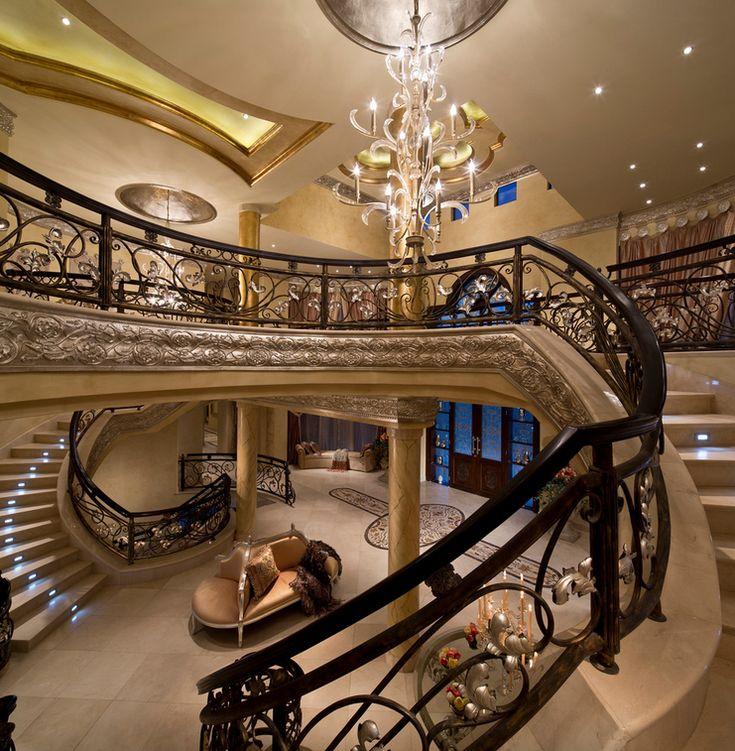 Lavish Mega Mansion In South Africa