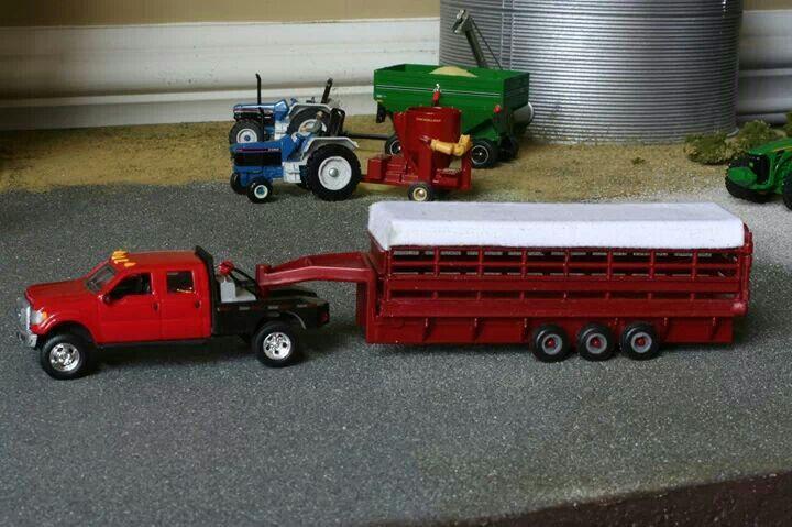 20 Best 1 64 Semis Images On Pinterest Farm Toys Toy