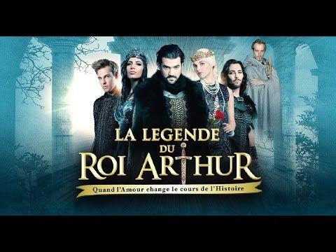 La légende du Roi Arthur - Comédie musicale - Septembre 2015