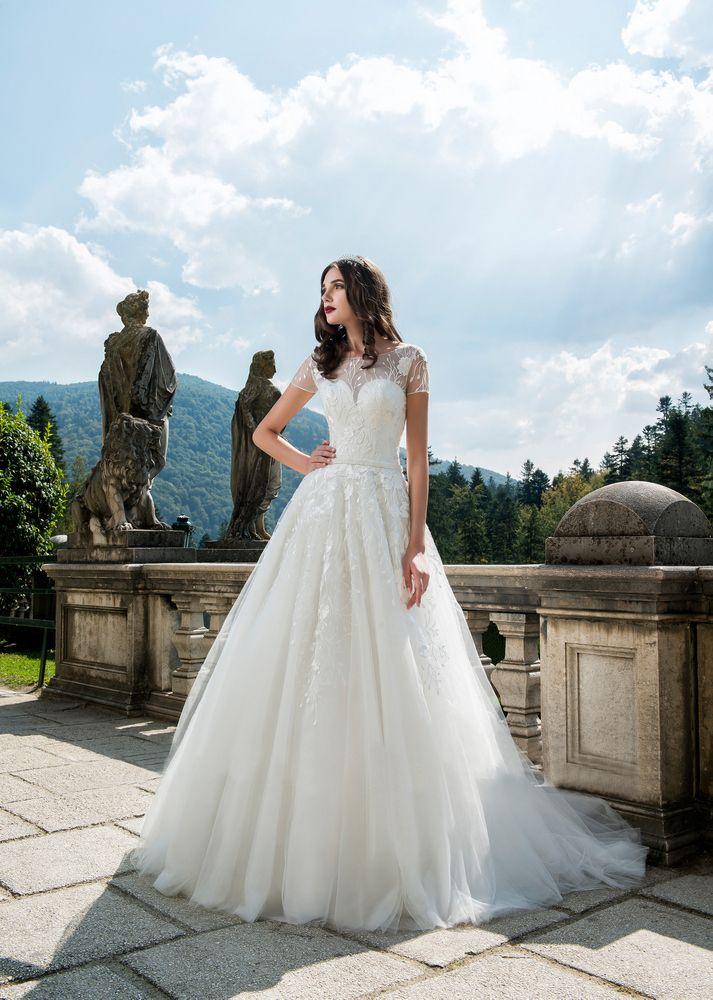 Rochia de mireasa Floriana din Colectia Charming
