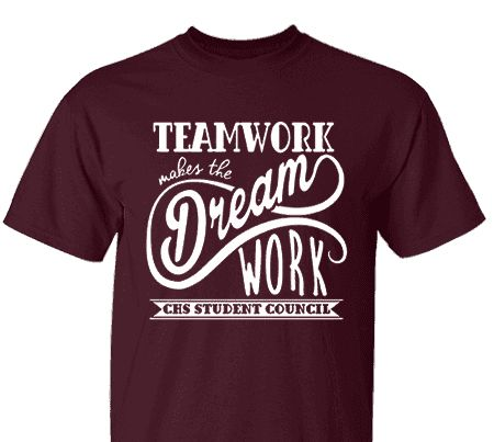High School Impressions search SC-055-w; Custom Student Council T Shirts, - Create your own design for t-shirts, hoodies, sweatshirts. Choose your Text, Ink and Garment Colors.