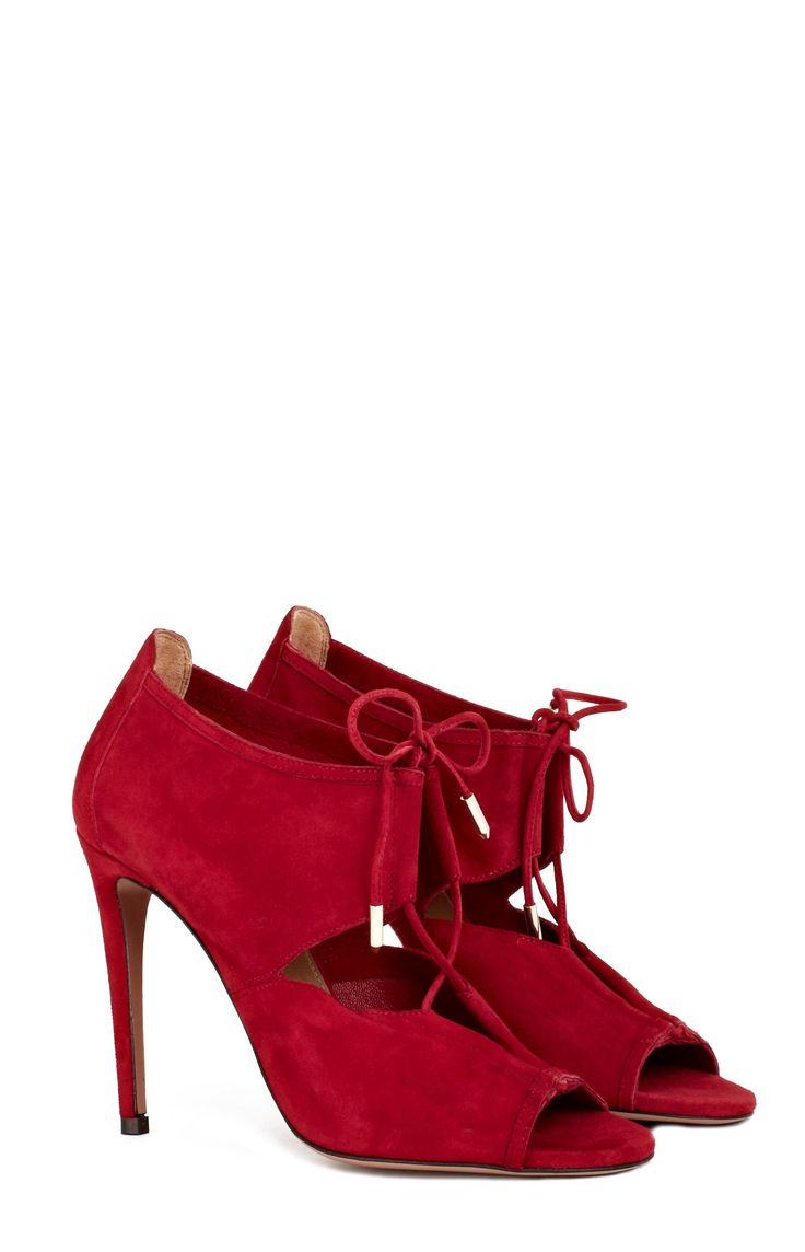 Lace Me Up Heels