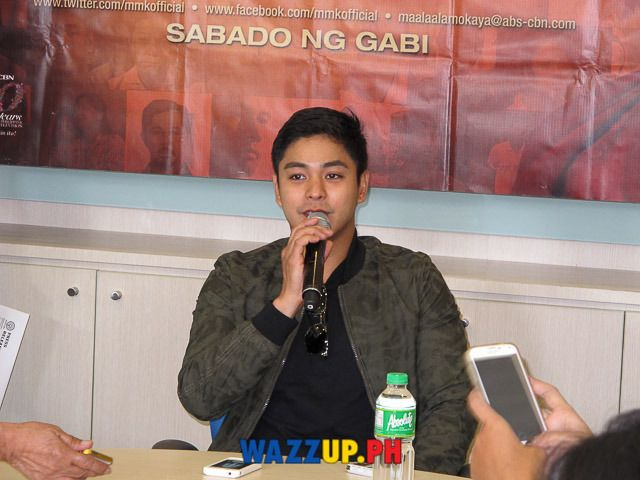 Coco Martin and Angel Locsin teams up in Maalaala Mo Kaya (MMK) 2 part special about the Fallen SAF 44 troopers who died in the Mamasapano clash. The first episode will be aired Saturday April 25,...