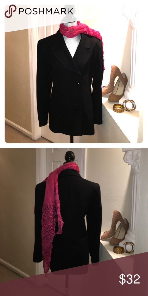 Navy pea coat Never worn, there is one button missing, otherwise in great condition Jackets & Coats Pea Coats