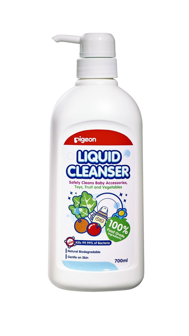 Buy Pigeon Liquid Cleanser 700ml by Pigeon online and browse other products in our range. Baby & Toddler Town Australia's Largest Baby Superstore. Buy instore or online with fast delivery throughout Australia.