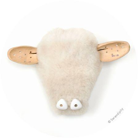 Trophée mouton de Fafa des Bois / Sheep trophy by Fafa des Bois
