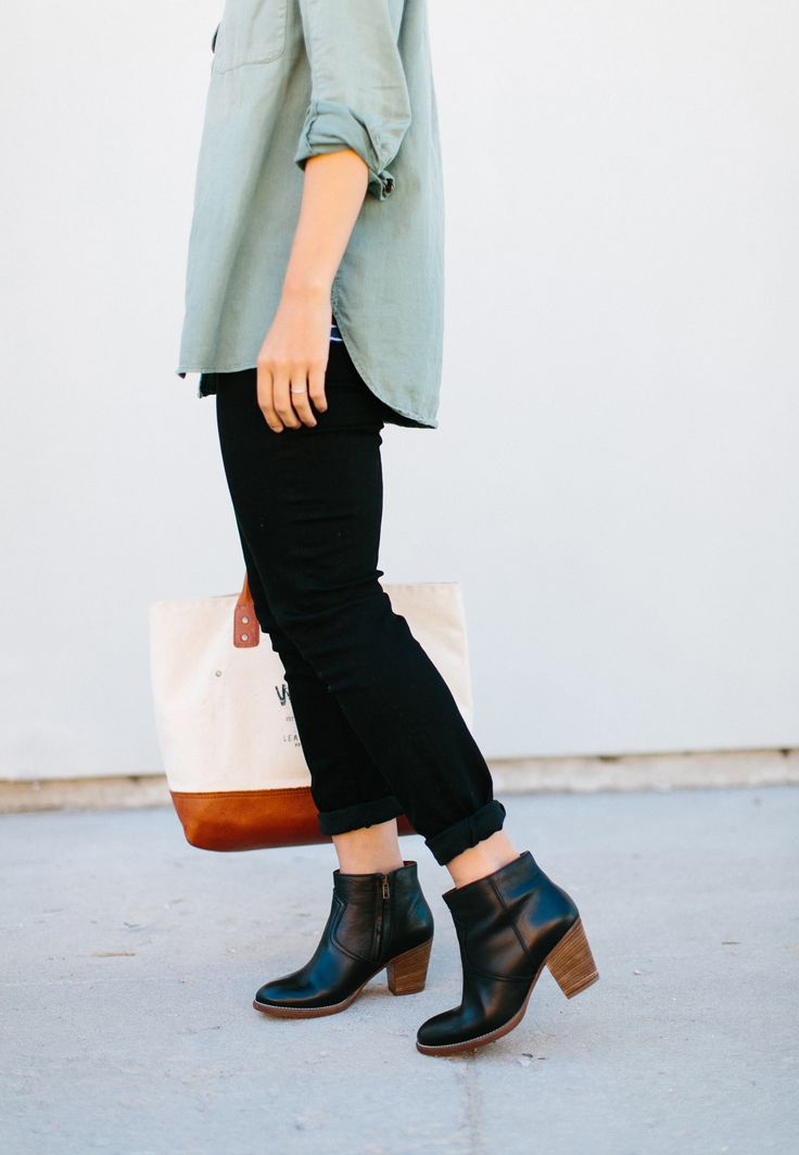 Madewell Denim Look by The Fresh Exchange