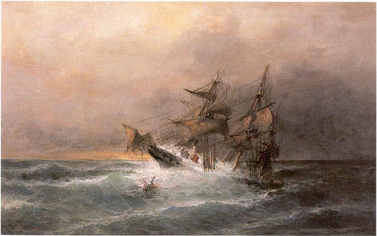 Καράβι σε τρικυμία