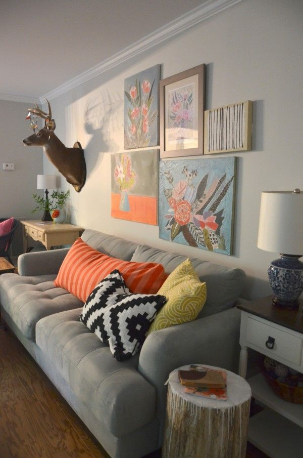25 Best Ideas About Deer Mount Decor On Pinterest Deer