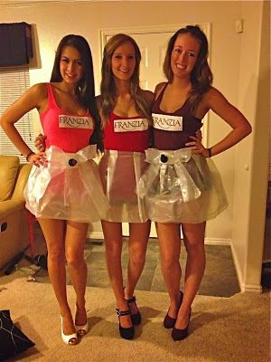 Best DIY Halloween costumes! #college #halloween #diy