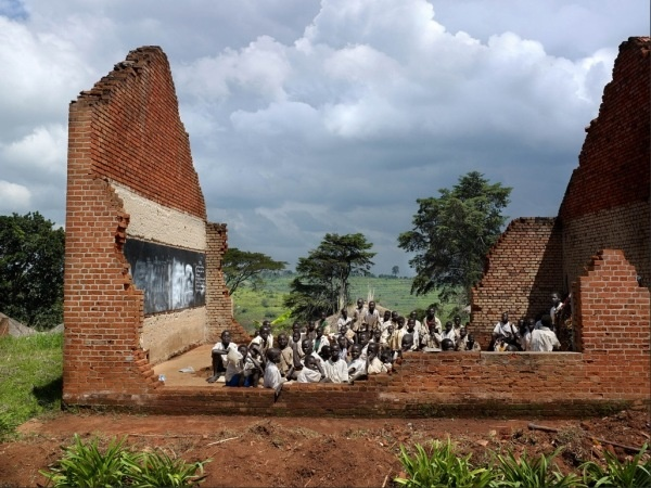 """Congo.  You can tell I lived there because when I first saw this picture, my reaction was """"Wow, brick! Impressive."""""""