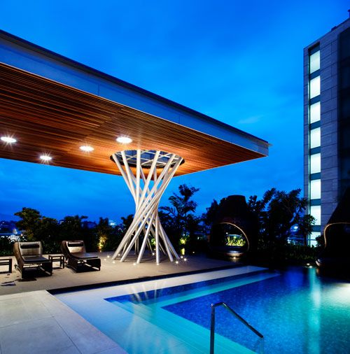 Bandung Hilton in Bandung, Indonesia