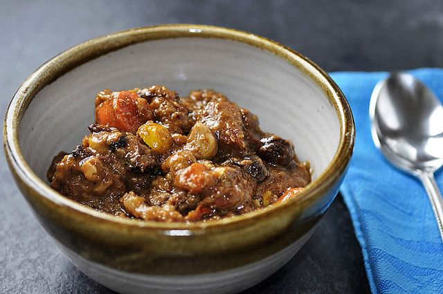 moroccan elk or venison stew hmmm i might need to make a gf version