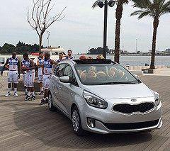 Kia Carens ed Enel Basket Brindisi (Kia Motors Italia) Tags: auto basket spot kia brindisi pubblicit pallacanestro carens kiamotors enelbasketbrindisi